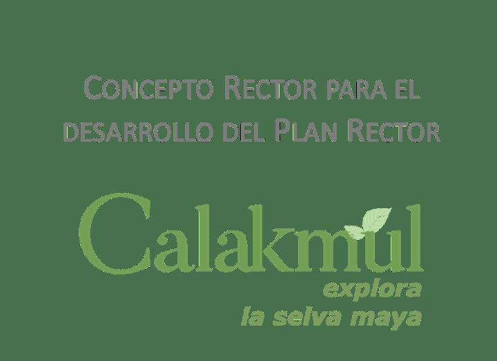 Concepto rector Calakmul