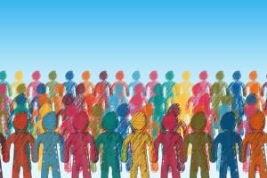 Grupo de liderazgo comunidad