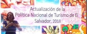 Política Nacional de Turismo de la República del Salvador