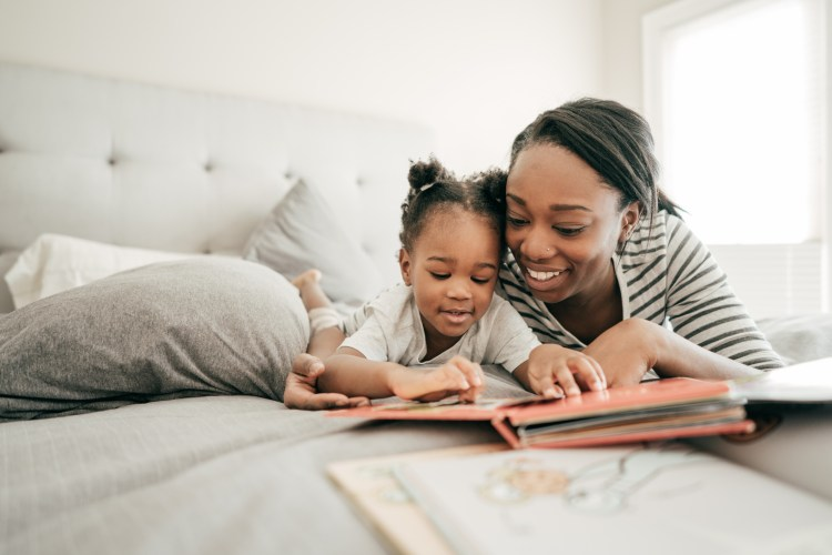 Are You Reading to Your Child Every Day?