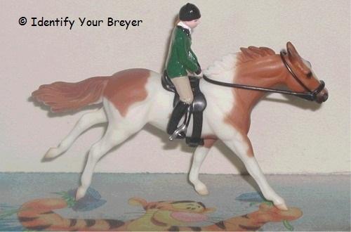 Identify Your Breyer Thoroughbred