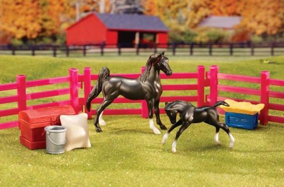 Identify Your Breyer American Saddlebred