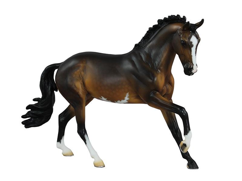 Breyer Horses Are Black