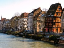 Quai des bateliers, Strasbourg