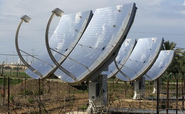 Israel : nouveaux panneaux solaires ultra-performants.