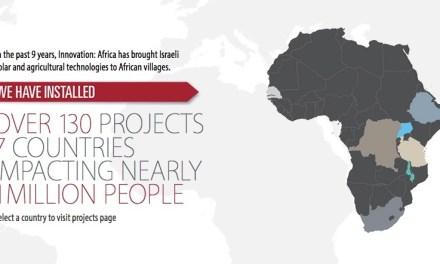 Israël apporte de l'eau et de l'énergie en Afrique : une ONG israélienne remporte un Prix mondial