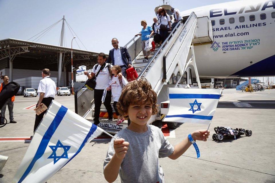 De plus en plus de juifs ont immigré en Israël, une hausse de 20 % en 2019