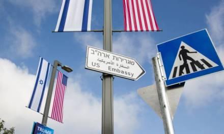 Le feu vert de Jérusalem pour la construction accélérée d'une nouvelle ambassade des États-Unis !