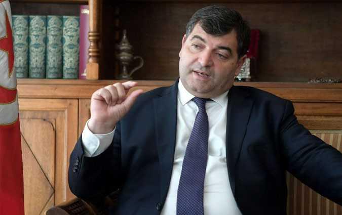 """Le député Meyer Habib répond le ministre juif tunisien  : """"Vous n'osez pas écrire le mot Israël sans risquer votre poste"""""""