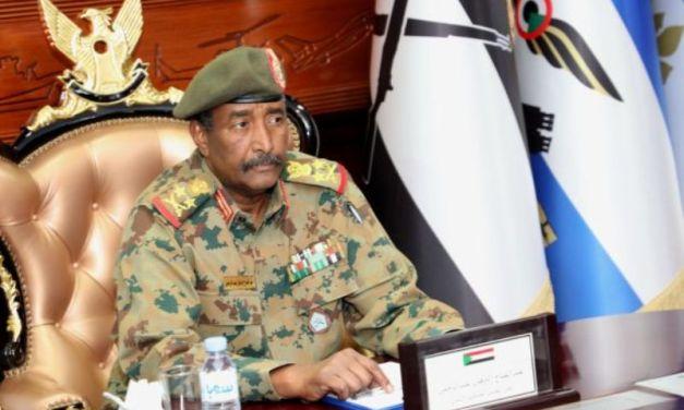 Le président du Conseil souverain du Soudan, Abdel Fattah Al-Burhan, RENCONTRE Benjamin Netanyahu en Ouganda