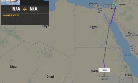 l'Etat hébreu envoie un avion pour sauver une coordinatrice avec le mossad au Soudan
