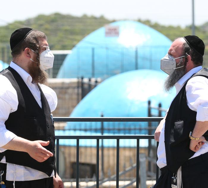la fête de Lag BaOmer en ISRAËL, au temps du coronavirus