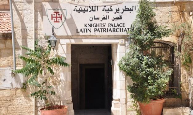 En difficulté financière, l'église arabe de Jérusalem vent des terrains et des immeubles à un homme d'affaires israélien