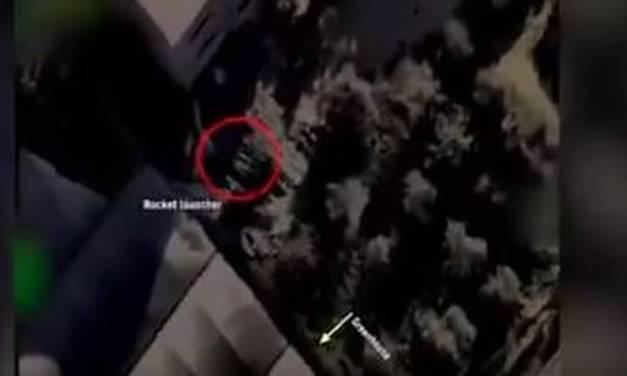 REGARDEZ : Les FDI repèrent les cibles terroristes grâce aux dernières technologies militaires