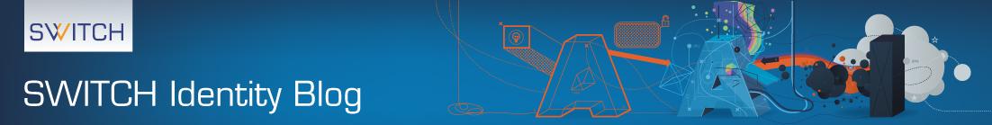 Header Logo SWITCH Identity Blog