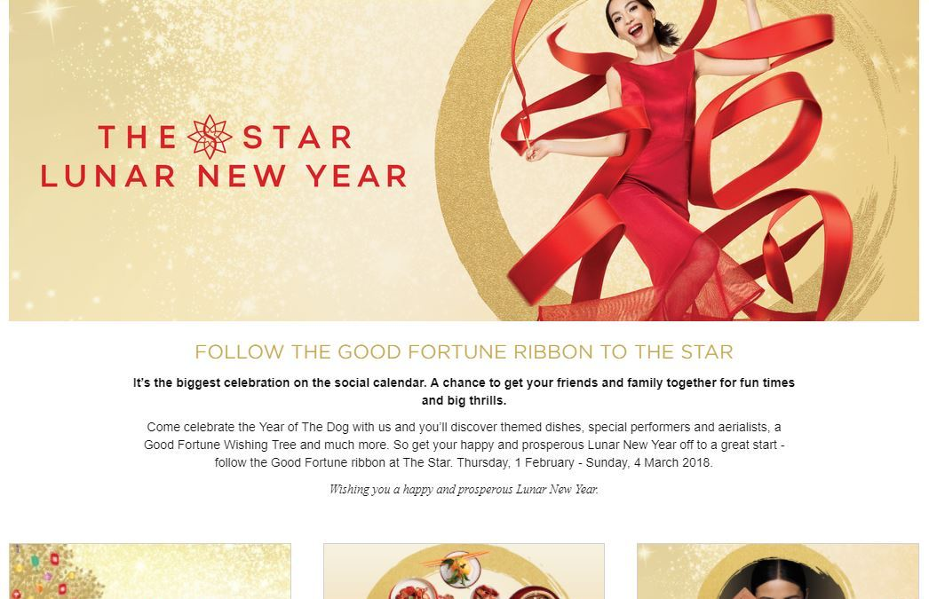 Cashing in on Chinese New Year | IDENTITY Communications