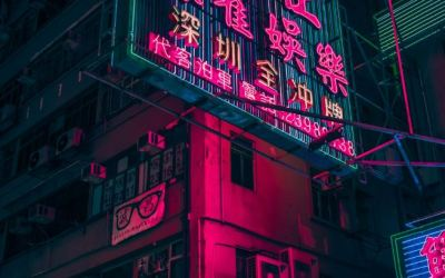Hong Kong's neon signs might be fading but not my memory of them…