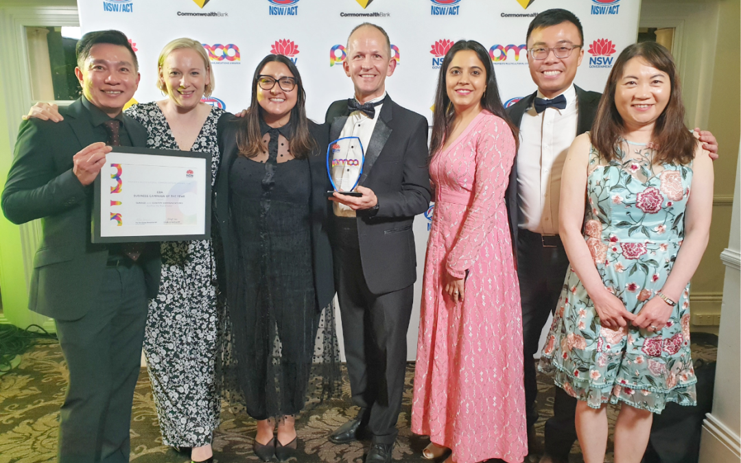 SunRice and Identity Win NSW Premier's Award for Multicultural Communications
