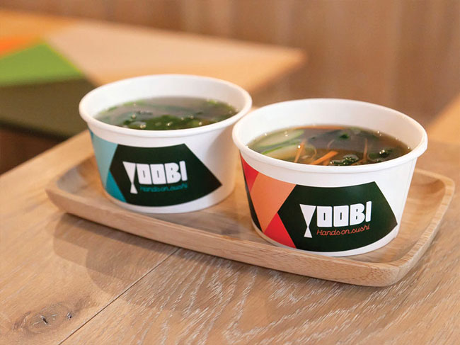 Yoobi packaging