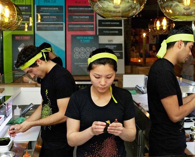 Yoobi staff