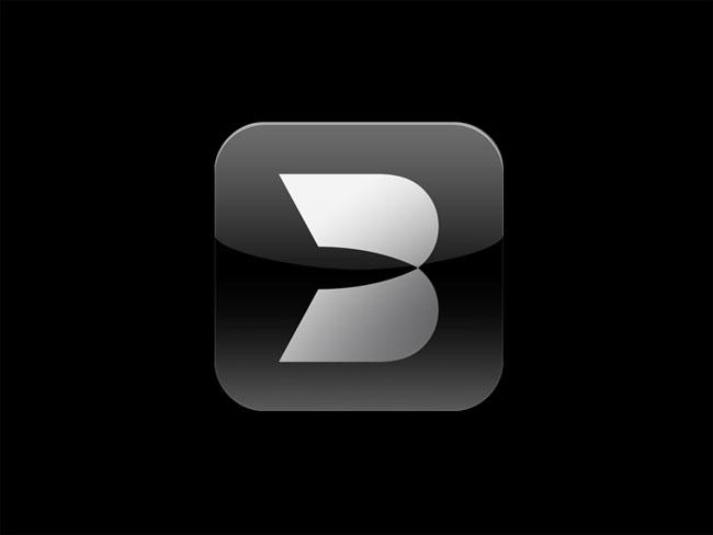 BlackJet brand identity design