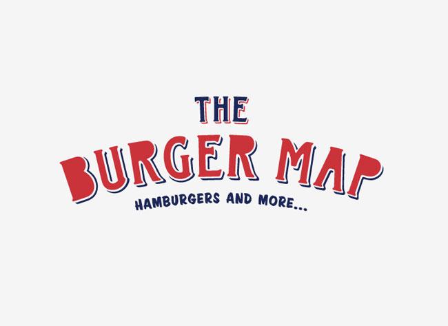 The Burger Map logo