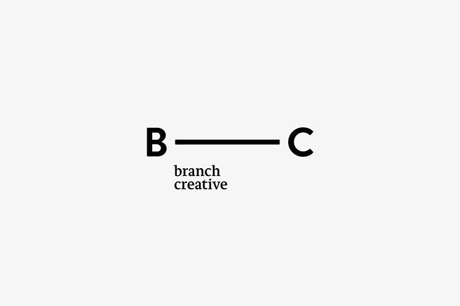 Branch Creative identity design