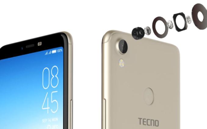 Tecno-spark-2-ring-camera