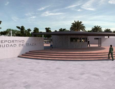 Ciudad deportiva de Baza