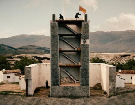 Audiovisuales Históricos 3D Huétor Tájar