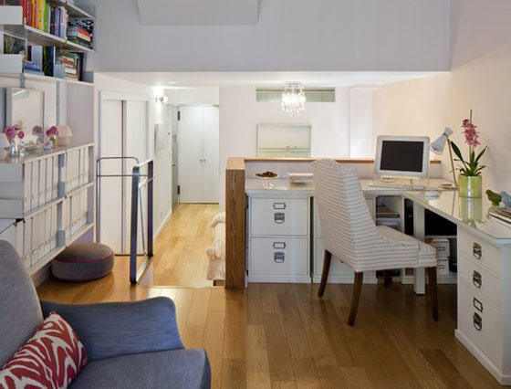 Elegant Small Studio Apartment In New York