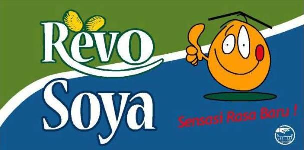 Revo Soya, satu dari produk PT. Revo Indonesia ~ Peluang Bisnis Franchise Kuliner yang Luas dan Tersebar di 28 Provinsi