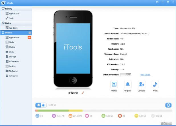 itools 3.3 iphone ipad ios 9.2