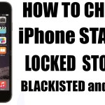 how check your iphone is blacklisted