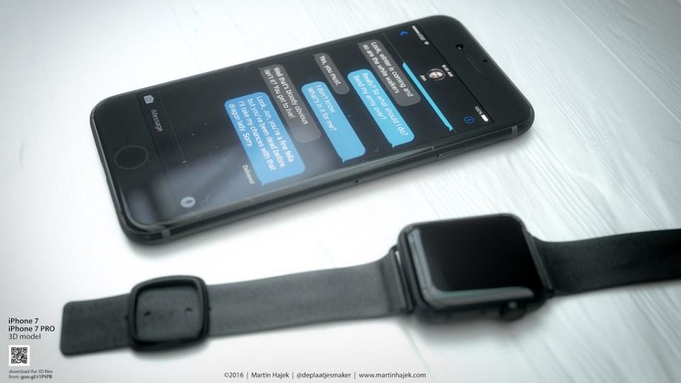 iphone 7 dark version