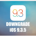 Prometheus downgrade iPhone5s 9.3.5 to 9.3.2 for 64bits idevices