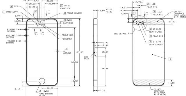 Iphone Schematic