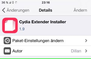Cydia Impactor updated including Cydia Extender Installer