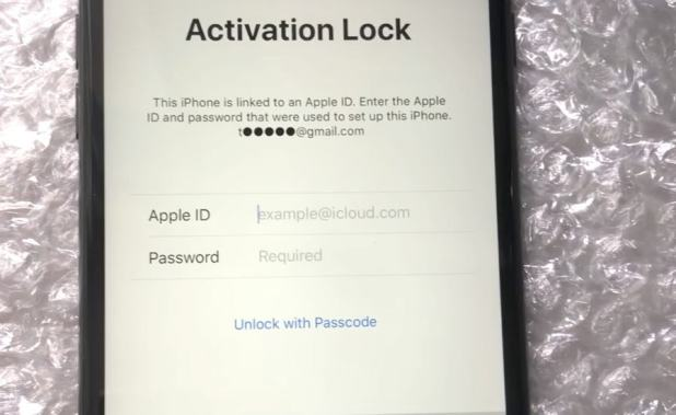 unlock my ipad activation lock