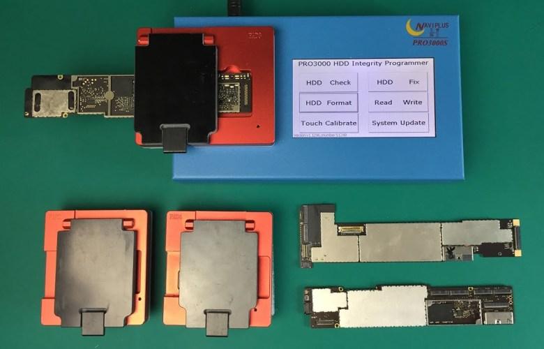 Unlock WiFi iPad Air Air 2 iPad 5 iCloud with Naviplus Pro3000 Apapter
