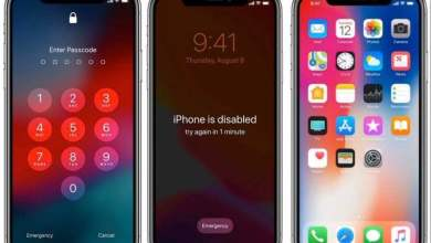 Passcode Lock Disable FMI-OFF Service Find My iPhone Remove