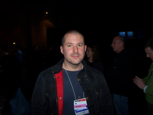 Jonathan Ive Apple Inc 2013