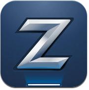 Logo Zephyr for App.net