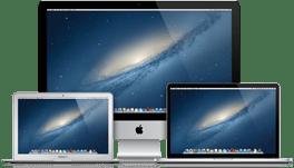 Perangkat Mac terkini