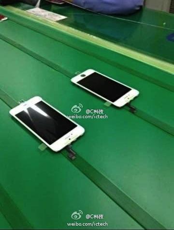 Komponen Layar iPhone 5S