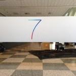 Logo Terbaru iOS 7 di event WWDC 2013