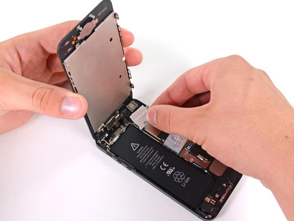 Cara Mengganti Baterai iPhone 5