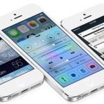 Control Center di iOS 7 (iPhone)