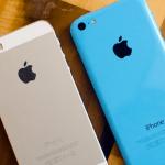 iPhone 5S dan iPhone 5C