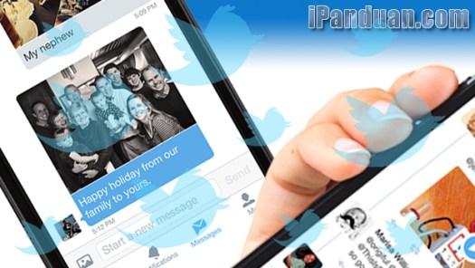 Twitter 6.0, Aplikasi iOS